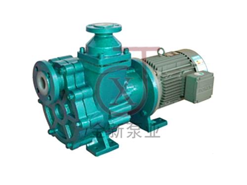 ZCQ氟塑料磁力泵(自吸)